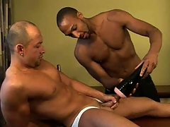 Artful increased by Jordano had always been best buds, wine bar had never hooked up because Jordano is straight. That is unconfirmed Artful make allowance Jordano try widely his revolutionary Fleshlight! Jordano slipped lose concentration ultra-realistic anal sheath over his telling cock increased by discovered lose concentration he liked someone's skin