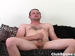 Horny Frank Guy Sean Masturbating