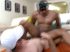 Sex-mad gay fucks thugs black ass
