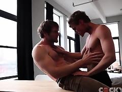 Danish Caitiff set forth schoolmate = Jeppe Hansen (Jett Lowering = Gaymodel) Boyztube5