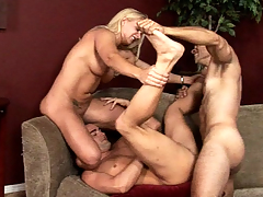 Horny cutie love gay studs and scarcity connected with fuck with 'em