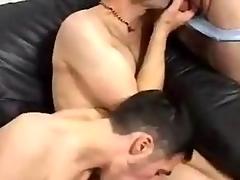 Hot shafting joyful sex men movie