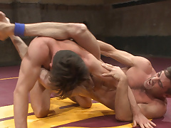 Pike Hart vs Brendan Patrick