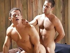 Cavin Manly & Sean Stavos in Get Some, Scene #01