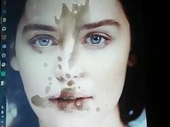 Emilia Clarke cum blackmail 4