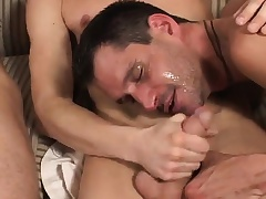 Cute amateur guy is introduced with reference to lasting anal action unconnected with one horny studs